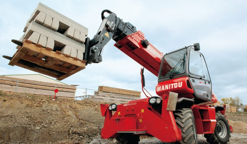 Manitou MRT-X 1840 Easy full