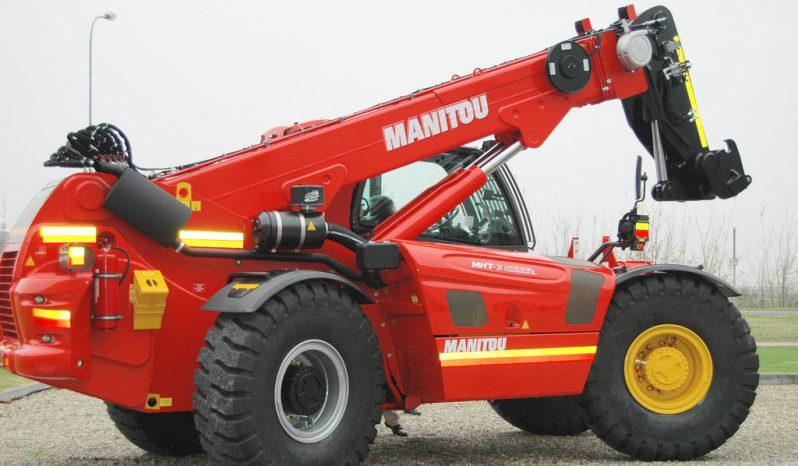 Manitou MHT-X 10225 full