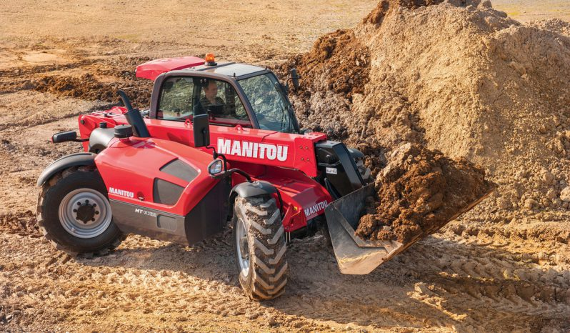 Manitou MT-X 732 full