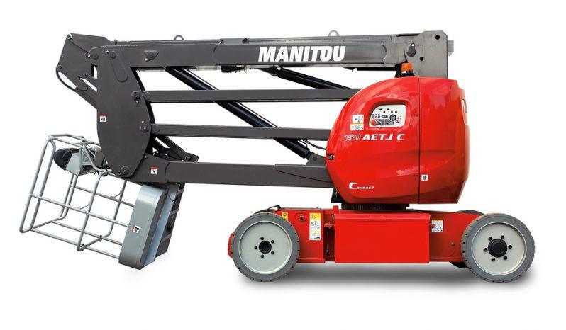 Manitou 150 AETJ-C full