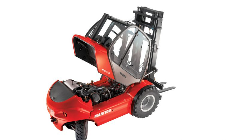 Manitou MSI 50 full