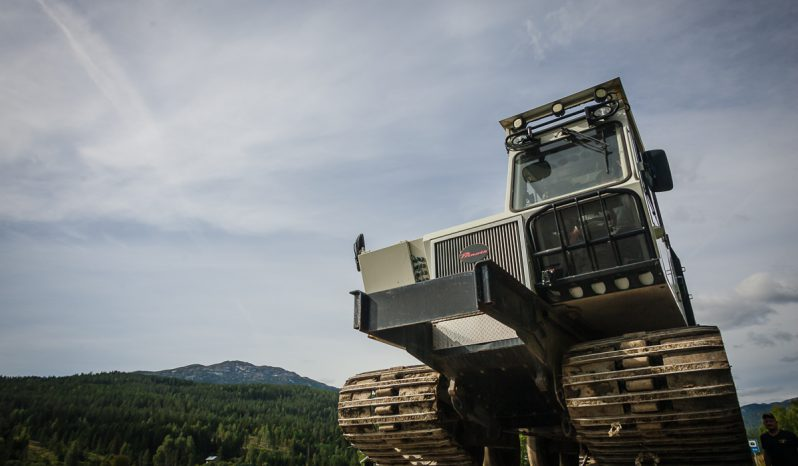 Prinoth Go-Tract 3000 full