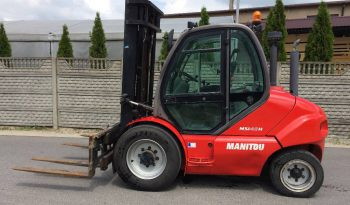 Manitou MSI 40 full