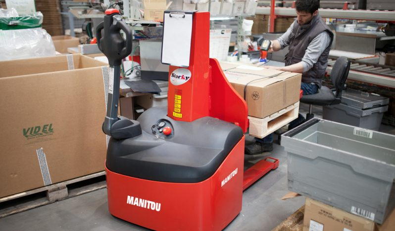 Manitou Stacky 10 full